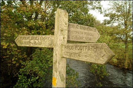 Signs - Kirkby Stephen