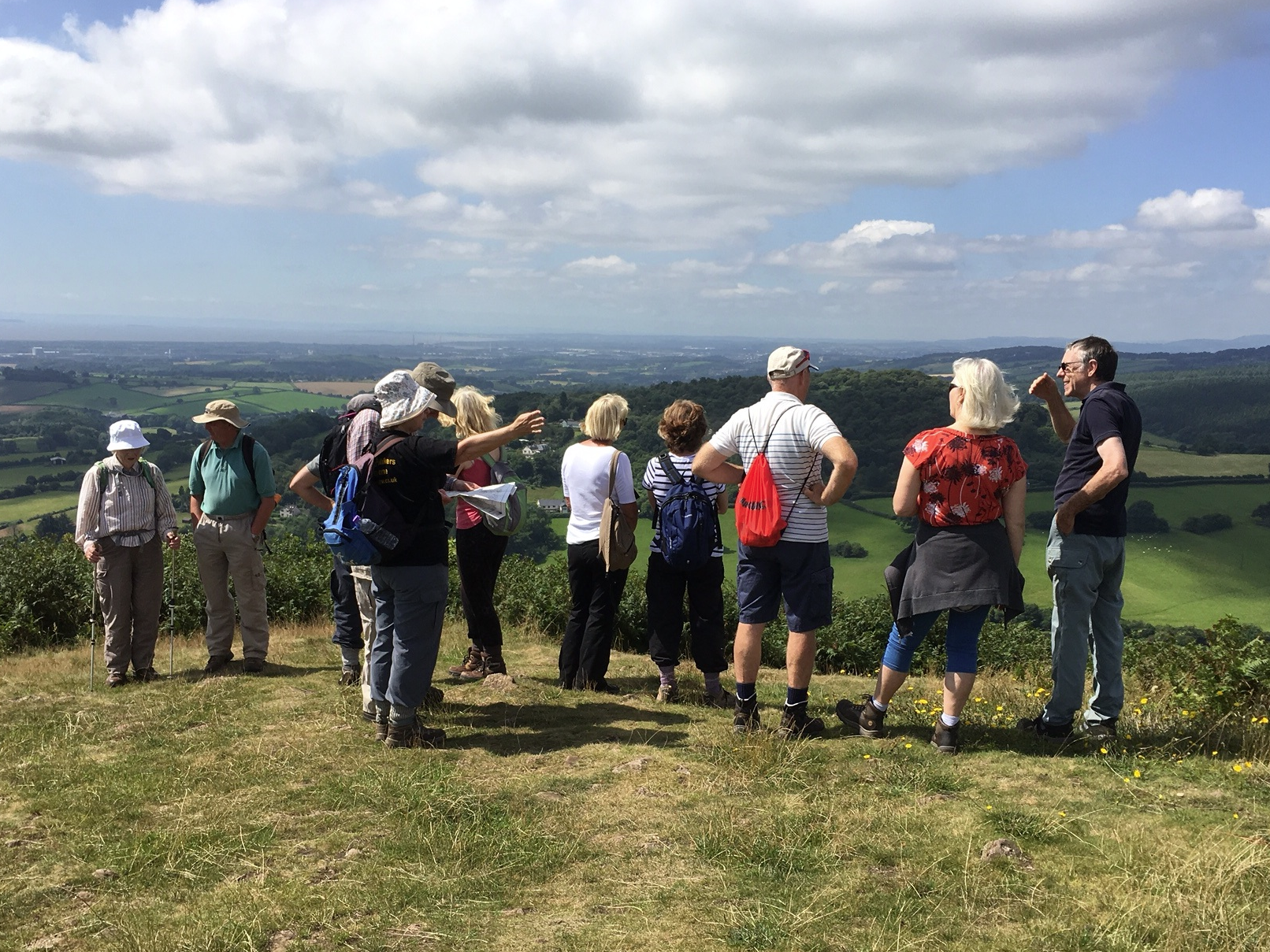 Chepstow Walking Festival 24th - 28th April 2019