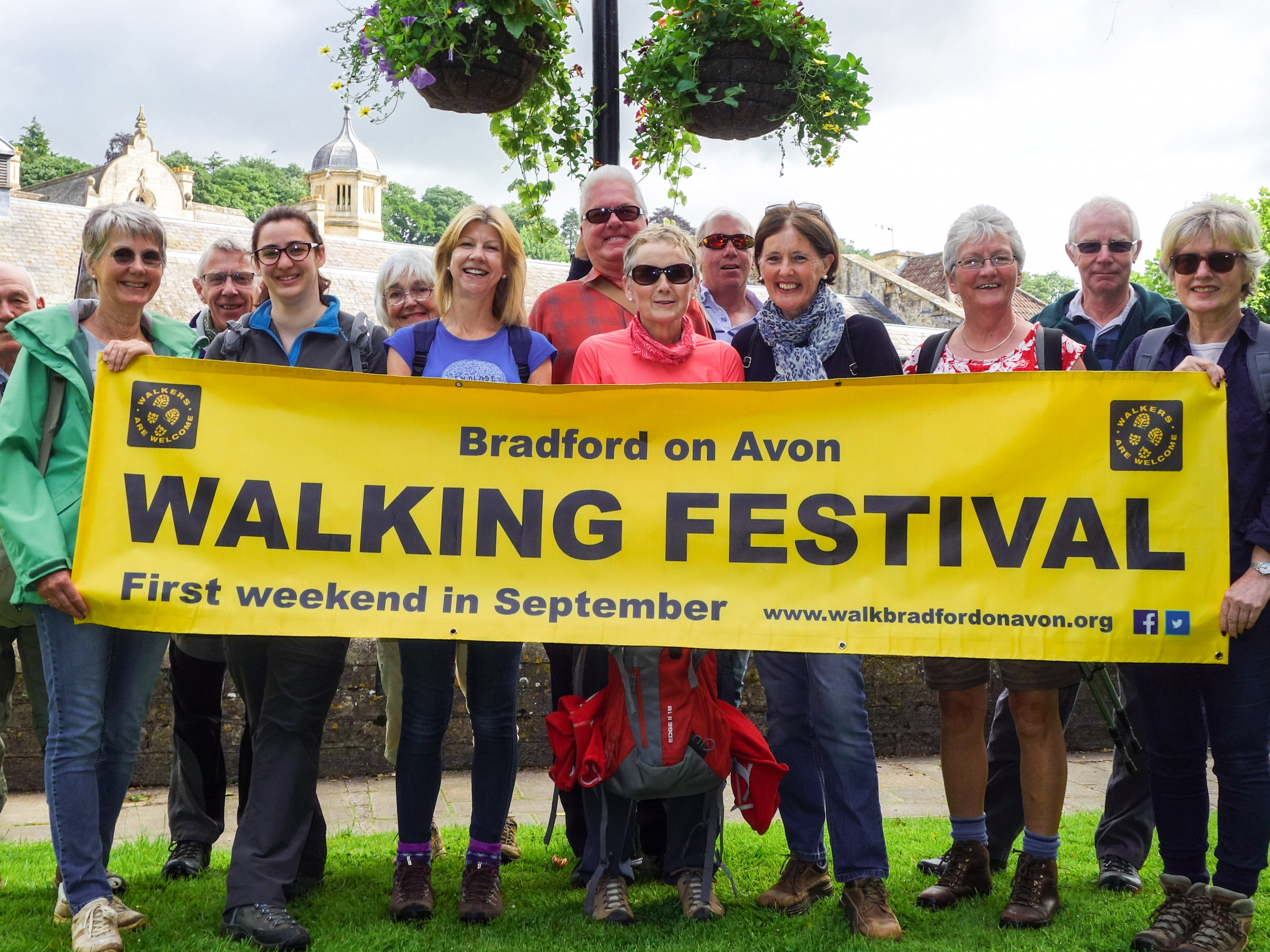 Bradford on Avon's 9th Walking Festival