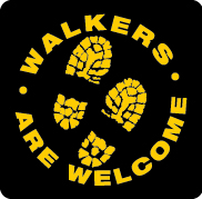 Walkers are Welcome colour logo