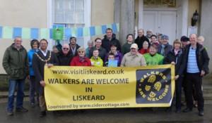 Liskeard banner