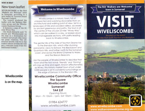 Wiveliscombe-in-news