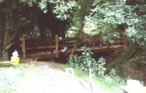 Kington path scheme