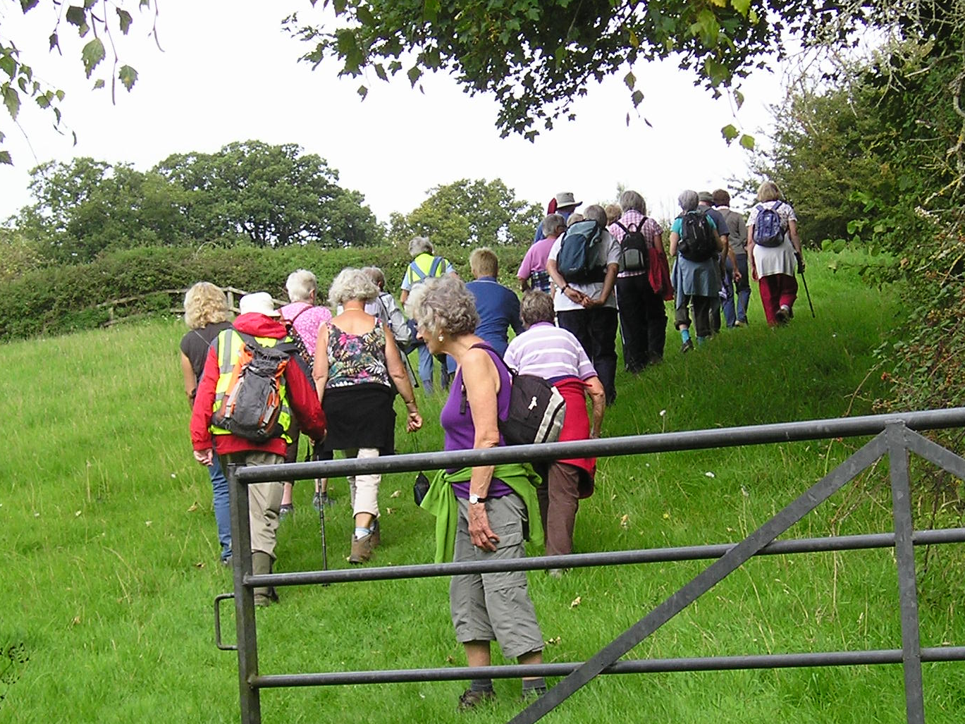 Gillingham Walking Festival