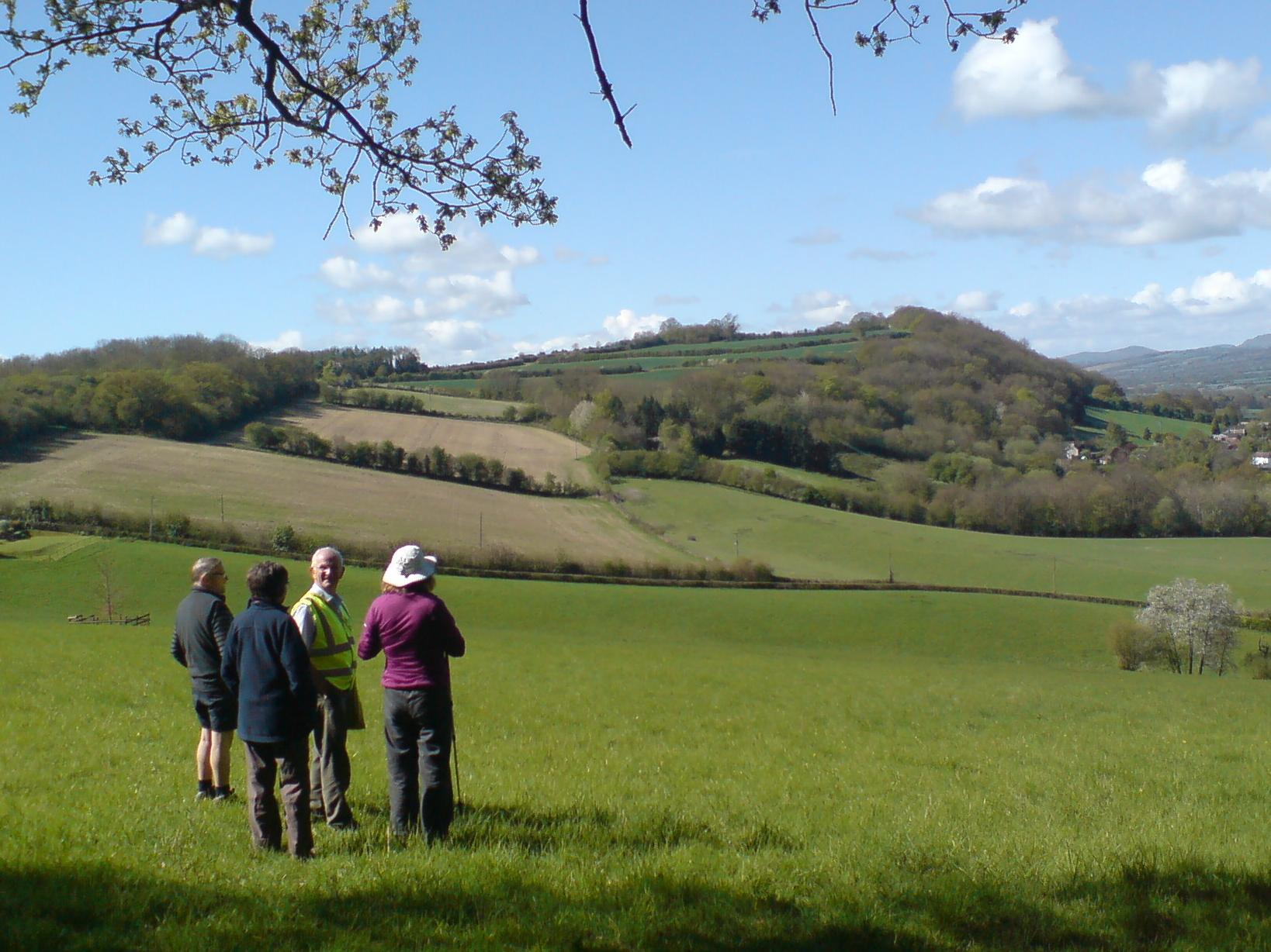 Much Wenlock Walking Weekend