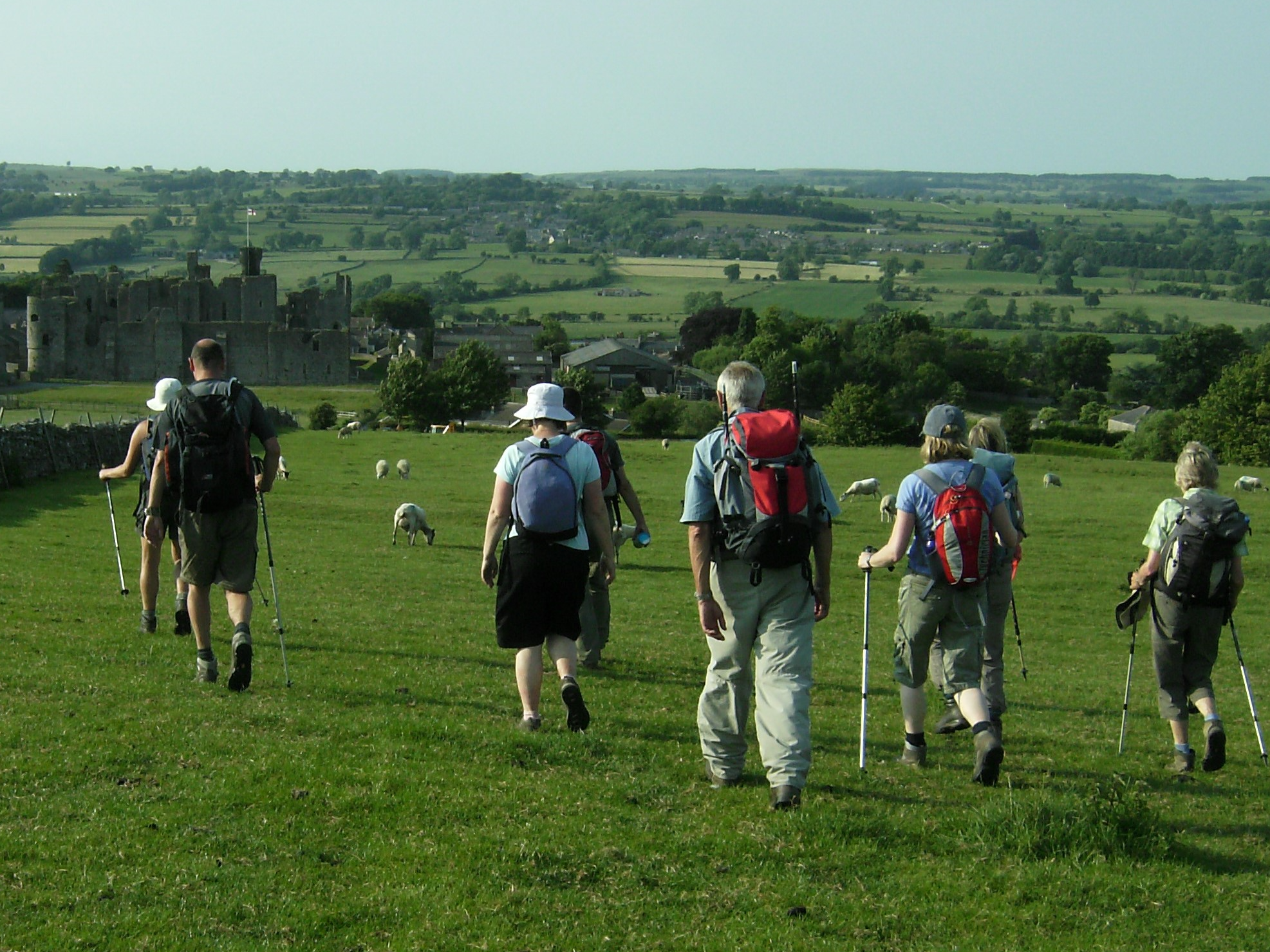 Otley Walking Festival