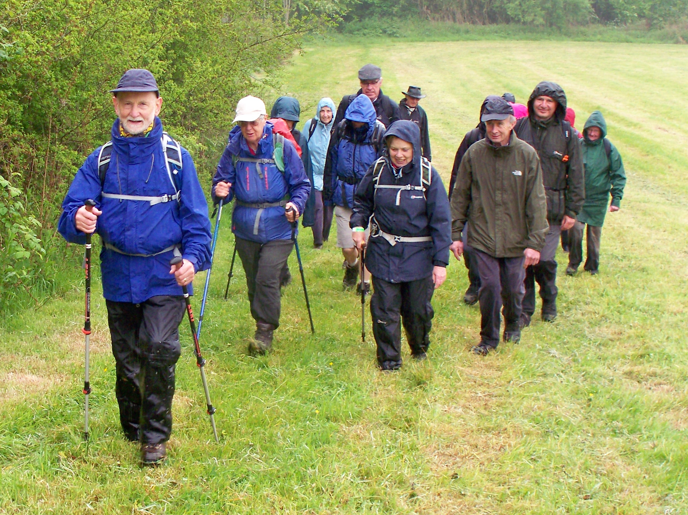7th Whitchurch Shropshire Walking Festival