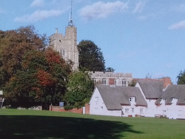 Clare (Suffolk) walk
