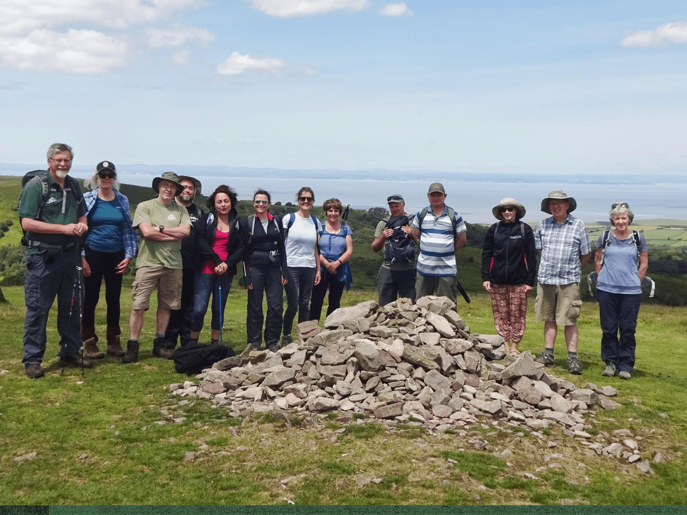 The Quantock Hills Walking Festival - 25 & 26 September 2021