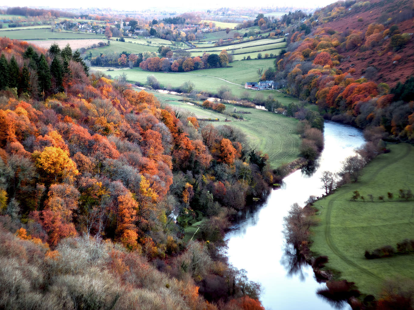 Ross-on-Wye Walking Festival: 2-4th October 2020