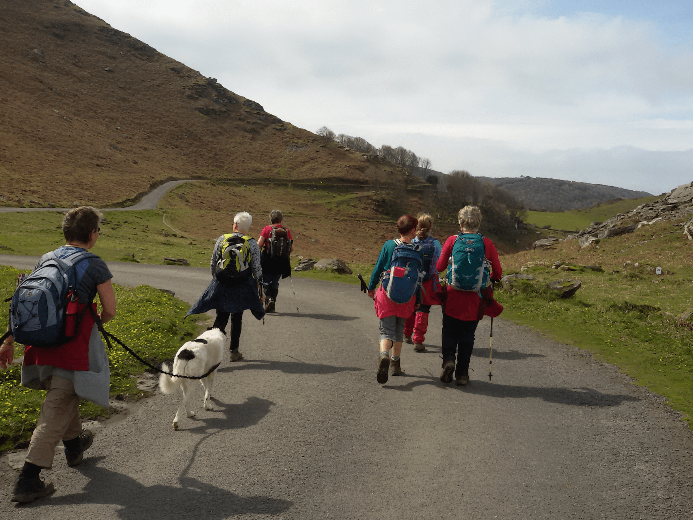 South West Coast Path guided walking holiday