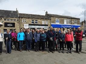 Bingley Walking Festival