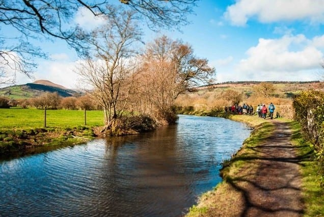 Crickhowell Walking Festival - 7th to 15th March 2020