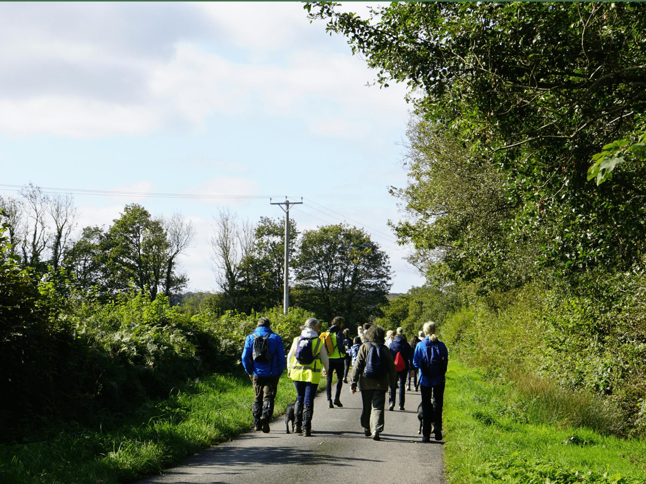 Llandysul and Pont-Tyweli Walking Weekend