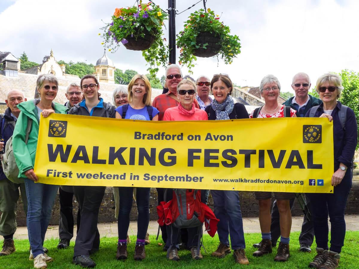 Bradford on Avon Walking Festival