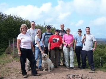 The Quantock Hills Walking Festival - 25th & 26th September 2021
