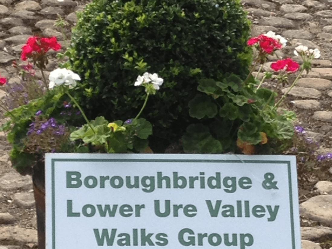Boroughbridge Easter Walking Festival 2020.