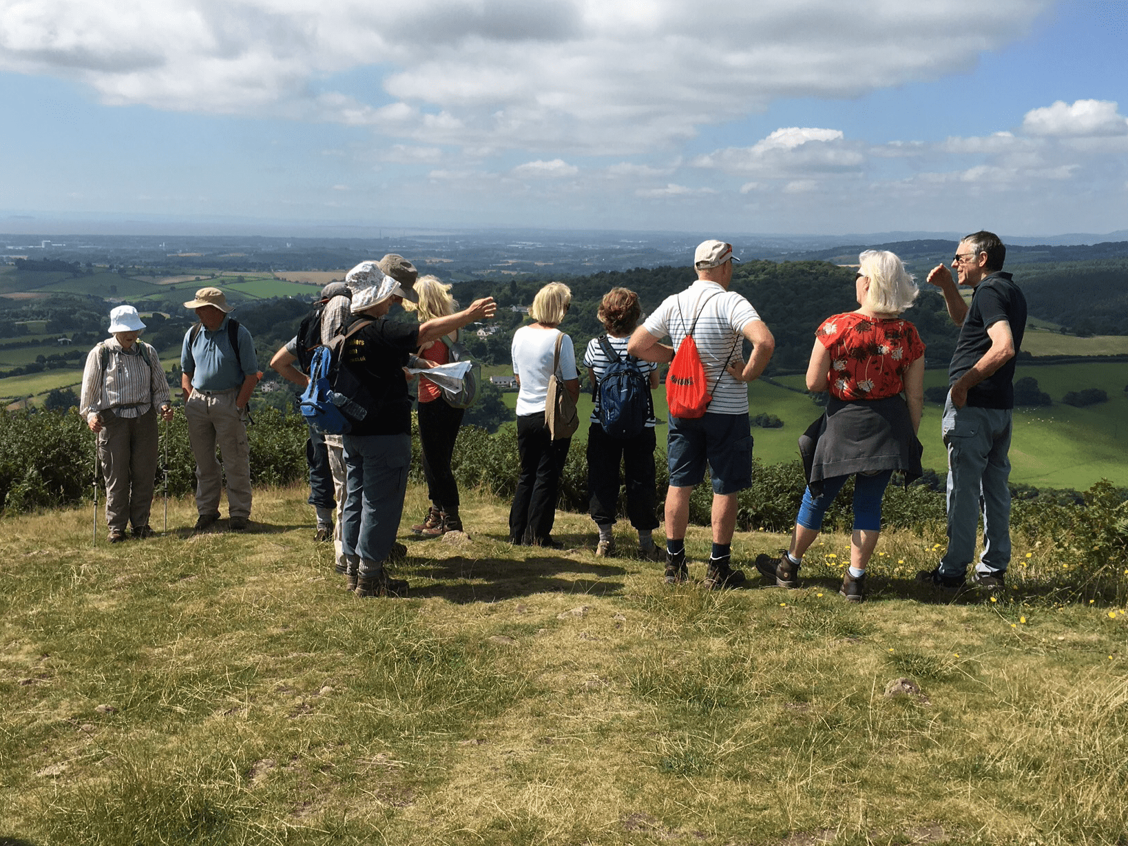 Chepstow Walking Festival 15th - 19th April 2020